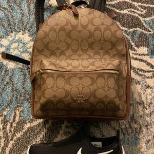 Authentic Coach backpack
